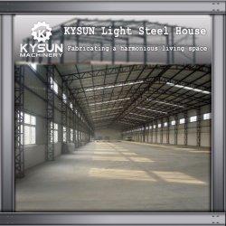 Costruzione agricola commerciale della struttura d'acciaio del magazzino di industria chiara