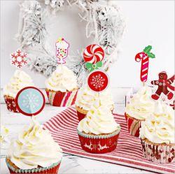 인기 디자인 컬러풀한 종이 컵 베이킹 장식 컵케이크 라이너