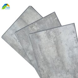 Comercio al por mayor de plástico laminado Tablón de Diseño de mármol Spc haga clic en baldosas