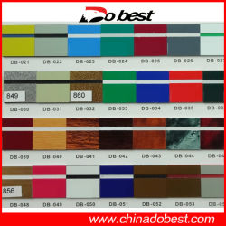 لوحة ألوان مزدوجة ABS للنحت على شكل كنج CNC