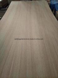 Placage Teak de haute qualité Contreplaqué fantaisie/MDF pour meubles Contreplaqué marin