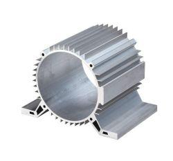 La carcasa del motor eléctrico de aluminio OEM