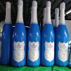 Kundenspezifisches aufblasbares Bierflasche-Produkt im Ereignis
