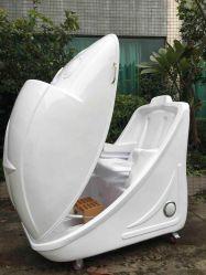 El ozono el vapor sauna de infrarrojos para masaje Detox adelgaza la cápsula de SPA
