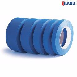Синий гладкая бумага художники защитная лента для художника и оформление