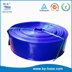 """Layflat Anti-Wrinkle 4 """" l'irrigation et le flexible de drainage"""