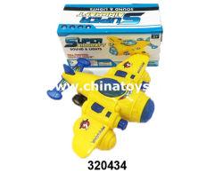 Plano de la batería con el sonido&Luz juguete de plástico (320434)
