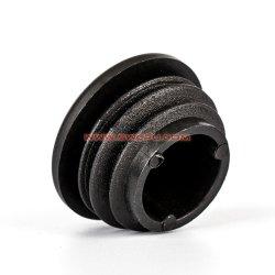 Plástico de PVC moldeado por inyección de la tapa del inserto roscado para la Presidencia pies