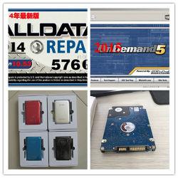 Software Alldata e Mitchell in un disco rigido da 1 tb Alldata Repair Software