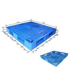 Het nieuwe Plastiek van de Pallet van de Pallet van de Prijzen van /Cheap van de Pallet van het Ontwerp Blauwe Plastic Plastic