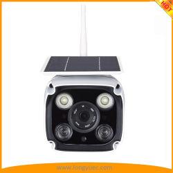 WiFi Netz-Sonnenenergie-Induktions-Fernansicht-Sicherheits-Radioapparat-Kamera