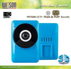 CCTV 960p HD grand angle fisheye de 180 degrés sans fil WiFi coin caché de la caméra réseau IP
