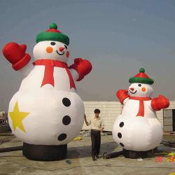 Высокое качество надувные снежную бабу на Рождество (CS-001)