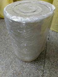 GF Wire Mesh minéral Couverture de laine de roche d'isolation thermique