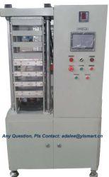 Laminadora de tarjeta de plástico para la producción de la industria de la tarjeta de AVP-16A4