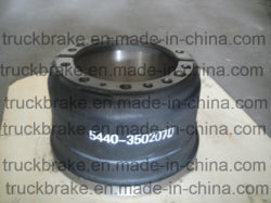 Maz 5440-3502070 TAMBOR FRENO TRASERO Freno de la carretilla de repuesto vehículo