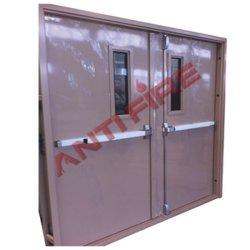 Porte en acier ignifuge -UL Certifié, Xhl19001