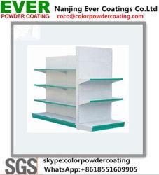 Brillant Ral 9001 lisse pour les racks d'entrepôt de polyester époxy