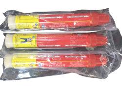 Signal de torche de couleur rouge pour les ventes