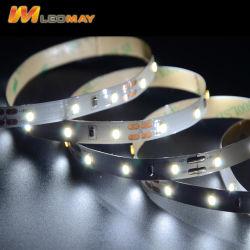 شريط LED مرن وغير مقاوم للمياه بطول 16.4 قدمًا (5 أمتار) فائق السطوع 3014 -60 مصباح LED/م المصابيح