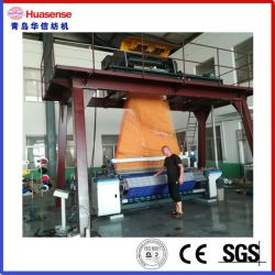 중국 저가 자카드 직물을%s 가진 가득 차있는 자동적인 공기 제트기 피복 길쌈 기계