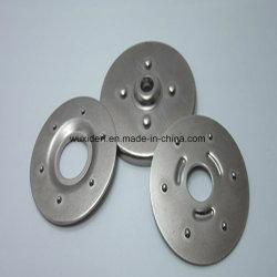 Acier inoxydable / tôle de découpe laser de flexion en aluminium l'emboutissage de pièces pour l'automobile