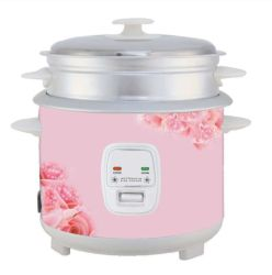 Klassischer 1.8L gerader Typ innere Potenziometer-Verbindungs-Karosserien-elektrischer Reis-Kocher