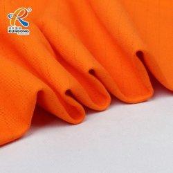 Unisextwill-feuerverzögernde antistatische Frotteestoff-Textil-/Wasser-Beweis-Gewebe für Arbeitskleidung/Uniform