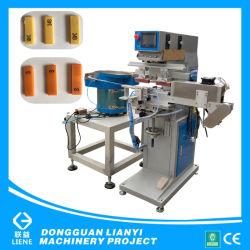 Stampatrice automatica del rilievo della spola di due colori per la clip di formato del gancio