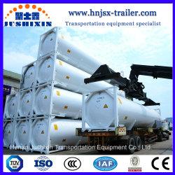 40feet ISO 標準出荷用 LPG ISO タンクコンテナ価格として広く使用されています