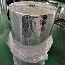El fuego de lámina de aluminio térmico Single Double Bubble aislamiento