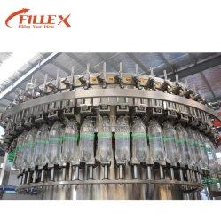 Les fournisseurs chinois de vente chaude/Pet boisson gazéifiée en bouteille de gaz Ligne de remplissage/faible coût de fonctionnement et le coût élevé de performances
