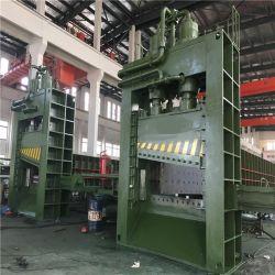 Máquina de Corte hidráulico chapa metálica de ferro de Corte Industrial