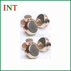 Fábrica de ISO Agni Agcdo Agzno Agsno2 Contactos de plata