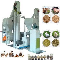 2020 горячая продажа 3-5т/ч на заводе птицы животных Пелле бумагоделательной машины