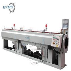 В полной мере Auotomatic долго с помощью жизнь 160-450мм HDPE пластиковые трубы экструзии станочная линия
