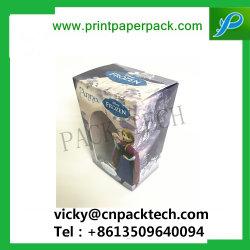 Boîte de dialogue Custom imprimé produit d'emballage durables de l'emballage emballage sur mesure à l'emballage cosmétiques Case Verrouillage automatique
