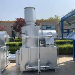Высокая эффективность горения машины лаборатории отходов и опасных отходов/Healthcare медицинского мусора/специальный мусор обращения для сжигания отходов оборудования