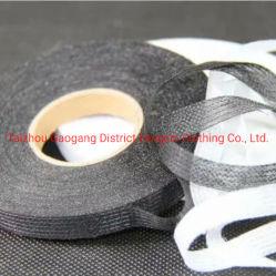 Design de moda Forro de cós elástico interfaces flexíveis para vestido calça e calças