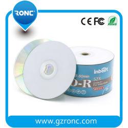 Prezzo conveniente 700MB Inkjet CD-R stampabile