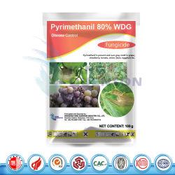 Quenson Fungicide Bactericide Pyrimethanil 98% Tc Pyrimethanil 40%王Sc