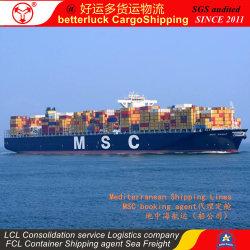 Verschepende Container aan Portugal Sines van de Overzeese Shenzhen agent van de Lading