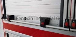 Automatisches Aluminium-Feuer-Nennrollen-Blendenverschluss-Tür