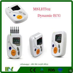 Mslht02 кривая ЭКГ в 12 отведениях синхронно динамических систем ЭКГ содержит записи и анализ программного обеспечения