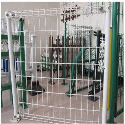 고온 판매 PVC 코팅 양측 와이어 펜스/임시 펜스