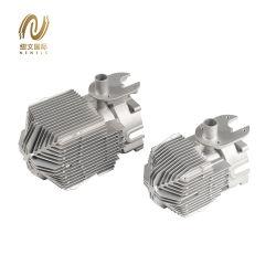 La carcasa del motor eléctrico de aluminio moldeado a presión