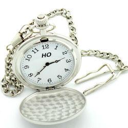 Japan Movt Quartz Customized Pocket Watch