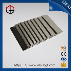 De magische Magneet van het Neodymium van de Magneet van het Blok van de Kubus Vierkante Magnetische