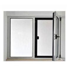 Petite vente fenêtres coulissantes en aluminium pour salle de bains petite salle de bains en verre dépoli Fenêtre d'aération