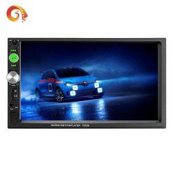Factory Direct 7023 Soutien d'interconnexion de miroir Usbwifi Bluetooth7 pouces écran tactile double DIN Voiture Voiture Lecteur audio et vidéo